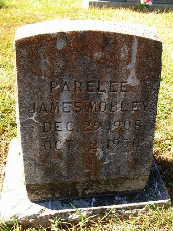 JAMES MOBLEY, PARELEE - Independence County, Arkansas | PARELEE JAMES MOBLEY - Arkansas Gravestone Photos