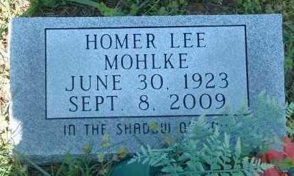 MOHLKE, HOMER LEE - Independence County, Arkansas   HOMER LEE MOHLKE - Arkansas Gravestone Photos