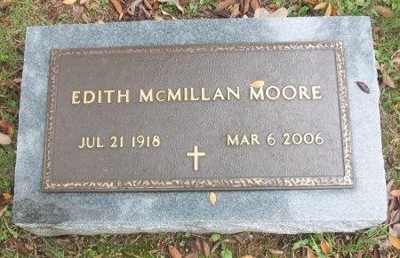 MOORE, EDITH - Independence County, Arkansas | EDITH MOORE - Arkansas Gravestone Photos
