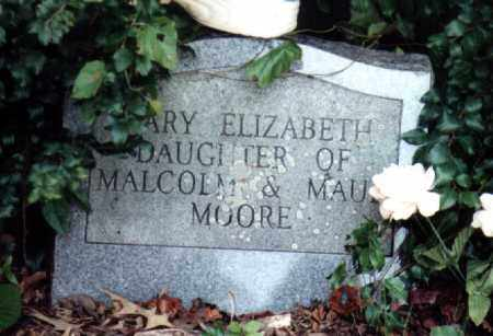 MOORE, MARY ELIZABETH - Independence County, Arkansas | MARY ELIZABETH MOORE - Arkansas Gravestone Photos