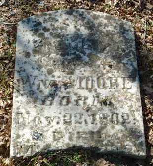 MOORE, TEMPY - Independence County, Arkansas | TEMPY MOORE - Arkansas Gravestone Photos