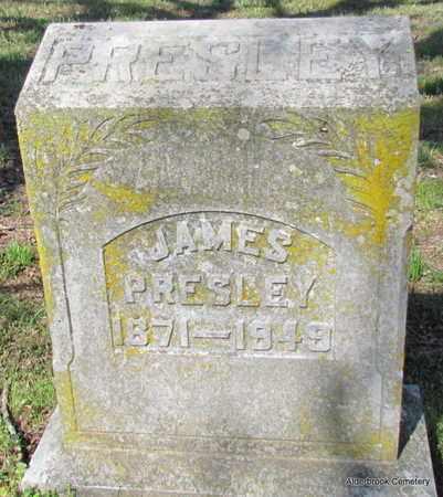 PRESLEY, JAMES - Independence County, Arkansas   JAMES PRESLEY - Arkansas Gravestone Photos