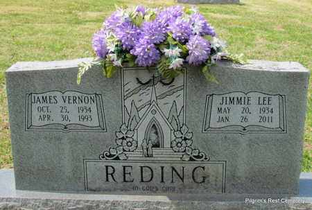 REDING, JIMMIE LEE - Independence County, Arkansas | JIMMIE LEE REDING - Arkansas Gravestone Photos