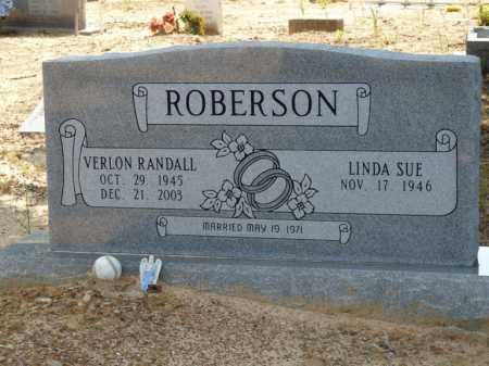 ROBERSON, VERLON RANDALL - Independence County, Arkansas | VERLON RANDALL ROBERSON - Arkansas Gravestone Photos