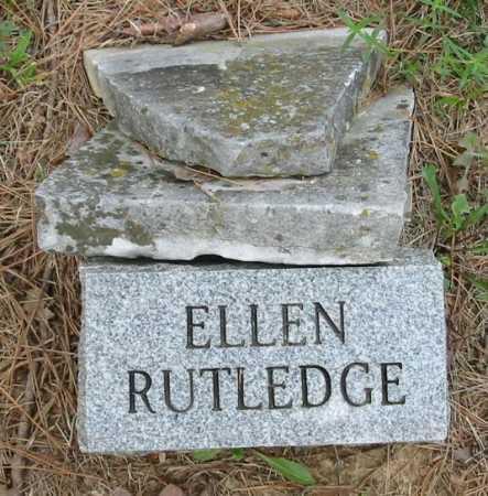 RUTLEDGE, AMI ELLEN - Independence County, Arkansas   AMI ELLEN RUTLEDGE - Arkansas Gravestone Photos