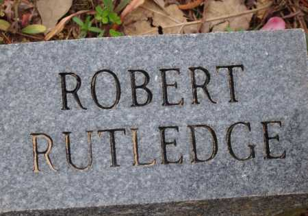 RUTLEDGE, ROBERT - Independence County, Arkansas | ROBERT RUTLEDGE - Arkansas Gravestone Photos