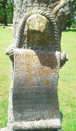 RUTLEDGE, WILLIAM - Independence County, Arkansas | WILLIAM RUTLEDGE - Arkansas Gravestone Photos