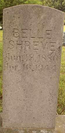 SHREVE, BELLE - Independence County, Arkansas   BELLE SHREVE - Arkansas Gravestone Photos