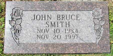 SMITH, JOHN BRUCE - Independence County, Arkansas   JOHN BRUCE SMITH - Arkansas Gravestone Photos