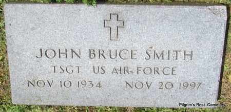 SMITH (VETERAN), JOHN BRUCE - Independence County, Arkansas | JOHN BRUCE SMITH (VETERAN) - Arkansas Gravestone Photos