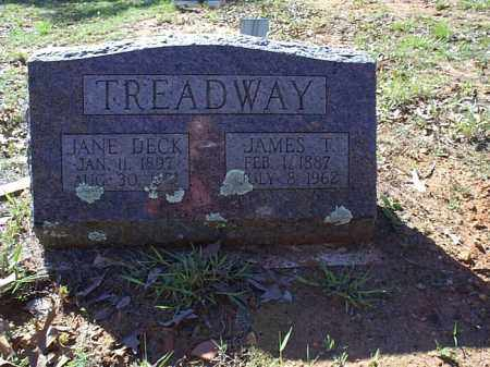 TREADWAY, JANE - Independence County, Arkansas | JANE TREADWAY - Arkansas Gravestone Photos