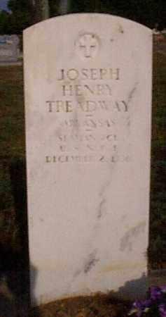 TREADWAY  (VETERAN WWI), JOSEPH HENRY - Independence County, Arkansas   JOSEPH HENRY TREADWAY  (VETERAN WWI) - Arkansas Gravestone Photos