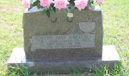 WACKERLY, DORTHY MAY - Independence County, Arkansas | DORTHY MAY WACKERLY - Arkansas Gravestone Photos
