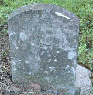 WACKERLY, HENRY HARRISON - Independence County, Arkansas | HENRY HARRISON WACKERLY - Arkansas Gravestone Photos