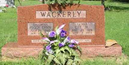 WACKERLY, PEGGY LYNN - Independence County, Arkansas | PEGGY LYNN WACKERLY - Arkansas Gravestone Photos