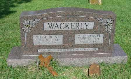WACKERLY, LORENZEL C - Independence County, Arkansas | LORENZEL C WACKERLY - Arkansas Gravestone Photos