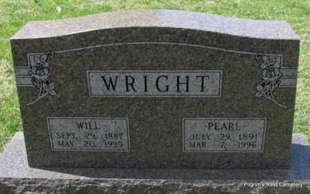 WRIGHT, WILL - Independence County, Arkansas | WILL WRIGHT - Arkansas Gravestone Photos