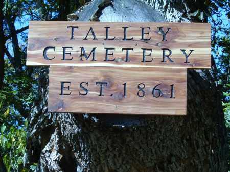 *, TALLEY CEMETERY - Izard County, Arkansas | TALLEY CEMETERY * - Arkansas Gravestone Photos