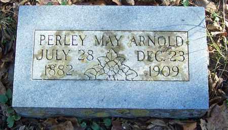 ARNOLD, PERLEY MAY - Izard County, Arkansas | PERLEY MAY ARNOLD - Arkansas Gravestone Photos