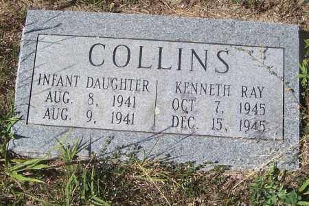 COLLINS, KENNETH RAY - Izard County, Arkansas | KENNETH RAY COLLINS - Arkansas Gravestone Photos