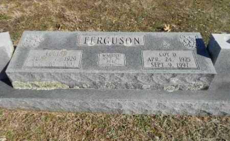 FERGUSON, COY DERRELL - Izard County, Arkansas | COY DERRELL FERGUSON - Arkansas Gravestone Photos