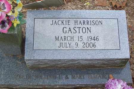 GASTON, JACKIE HARRISON - Izard County, Arkansas | JACKIE HARRISON GASTON - Arkansas Gravestone Photos