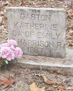 GASTON, KATHERINE - Izard County, Arkansas | KATHERINE GASTON - Arkansas Gravestone Photos