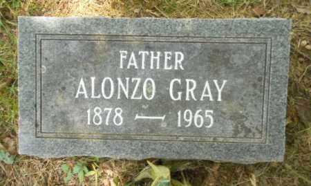 GRAY, ALONZO LEE - Izard County, Arkansas | ALONZO LEE GRAY - Arkansas Gravestone Photos