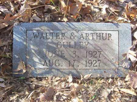 GULLEY, ARTHUR - Izard County, Arkansas   ARTHUR GULLEY - Arkansas Gravestone Photos