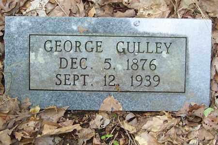 GULLEY, GEORGE - Izard County, Arkansas   GEORGE GULLEY - Arkansas Gravestone Photos