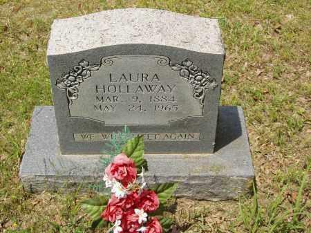 HOLLAWAY, LAURA - Izard County, Arkansas | LAURA HOLLAWAY - Arkansas Gravestone Photos
