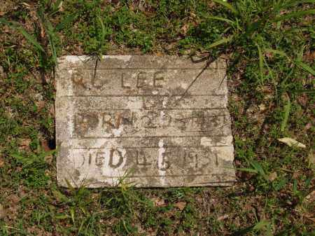 LEE, R L - Izard County, Arkansas | R L LEE - Arkansas Gravestone Photos