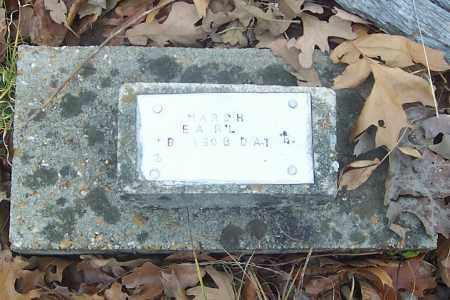 MARSH, EARL - Izard County, Arkansas   EARL MARSH - Arkansas Gravestone Photos