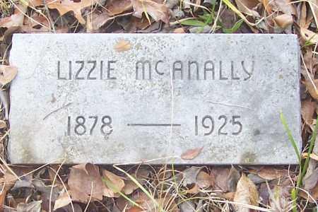 "WADLEY MCANALLY, MATILDA ELIZABETH ""LIZZIE"" - Izard County, Arkansas | MATILDA ELIZABETH ""LIZZIE"" WADLEY MCANALLY - Arkansas Gravestone Photos"
