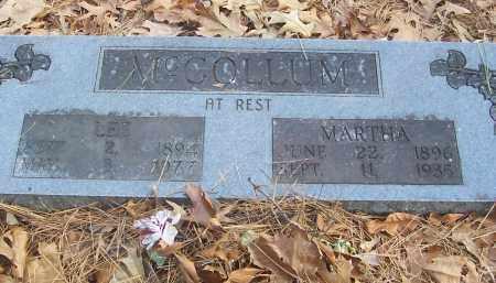 MCCOLLUM, WINFORD LEE - Izard County, Arkansas   WINFORD LEE MCCOLLUM - Arkansas Gravestone Photos