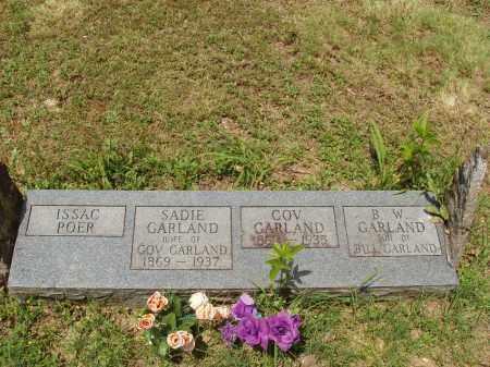 GARLAND, B W - Izard County, Arkansas | B W GARLAND - Arkansas Gravestone Photos