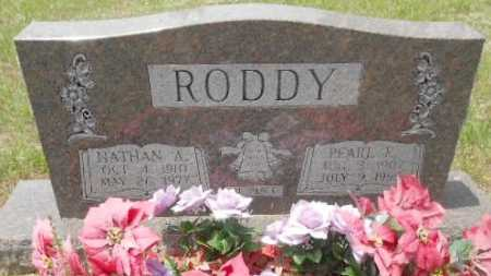RODDY, NATHAN A. - Izard County, Arkansas | NATHAN A. RODDY - Arkansas Gravestone Photos