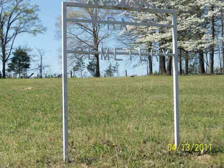 *SIGN AND OVERVIEWA,  - Izard County, Arkansas |  *SIGN AND OVERVIEWA - Arkansas Gravestone Photos