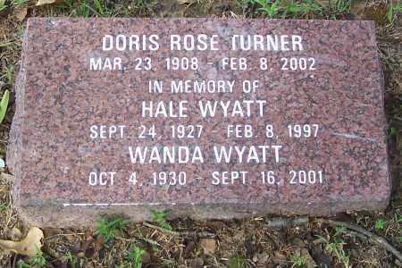 TURNER, DORIS ROSE - Izard County, Arkansas | DORIS ROSE TURNER - Arkansas Gravestone Photos