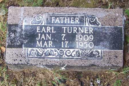 TURNER, EARL - Izard County, Arkansas   EARL TURNER - Arkansas Gravestone Photos