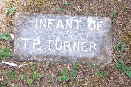 TURNER, INFANT - Izard County, Arkansas | INFANT TURNER - Arkansas Gravestone Photos