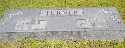 TURNER, JAMES B. - Izard County, Arkansas | JAMES B. TURNER - Arkansas Gravestone Photos