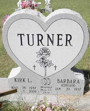 TURNER, KIRK L. - Izard County, Arkansas | KIRK L. TURNER - Arkansas Gravestone Photos
