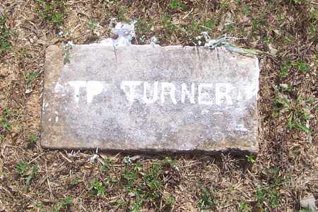 TURNER, T. P. - Izard County, Arkansas | T. P. TURNER - Arkansas Gravestone Photos