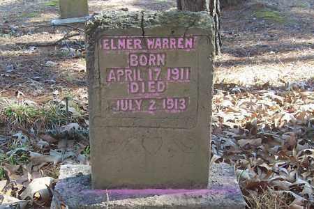 WARREN, ELMER - Izard County, Arkansas | ELMER WARREN - Arkansas Gravestone Photos