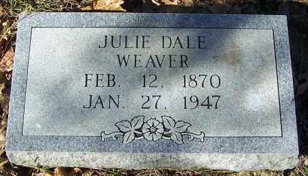 WEAVER, JULIE - Izard County, Arkansas | JULIE WEAVER - Arkansas Gravestone Photos