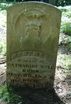 WOLF, ROBERT L. - Izard County, Arkansas | ROBERT L. WOLF - Arkansas Gravestone Photos