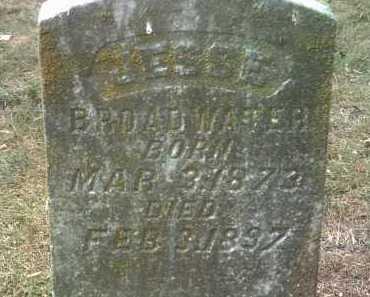 BROADWATER (PIC2), JESSE - Jackson County, Arkansas | JESSE BROADWATER (PIC2) - Arkansas Gravestone Photos
