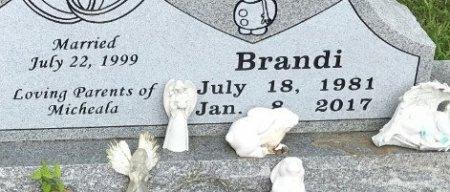 BROWN, BRANDI NICHOLE (CLOSE UP) - Jackson County, Arkansas | BRANDI NICHOLE (CLOSE UP) BROWN - Arkansas Gravestone Photos