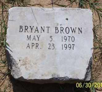 BROWN, BRYANT - Jackson County, Arkansas | BRYANT BROWN - Arkansas Gravestone Photos
